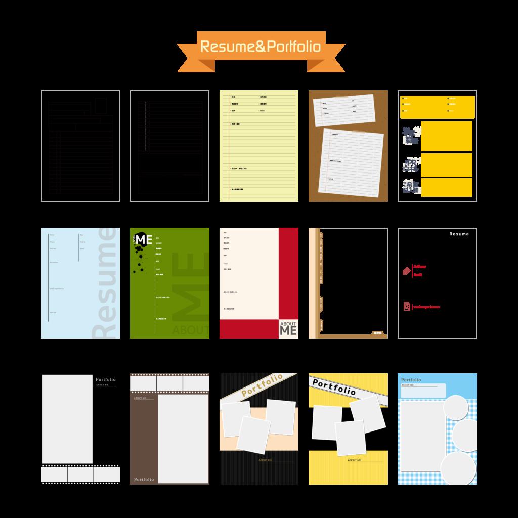 おしゃれなポートフォリオ 1024x1024 - WordPressでのポートフォリオの作り方!初心者も簡単なテーマを紹介